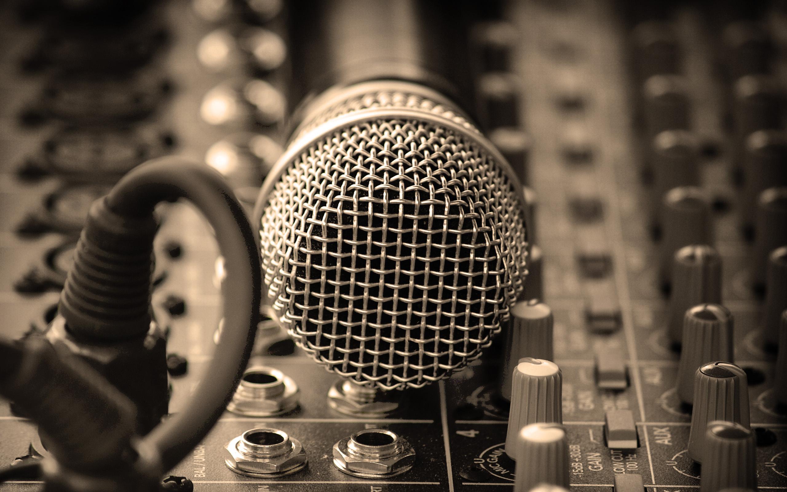 Drawn musician studio microphone Drawing ID:362827 Microphone 2560x1600 Music