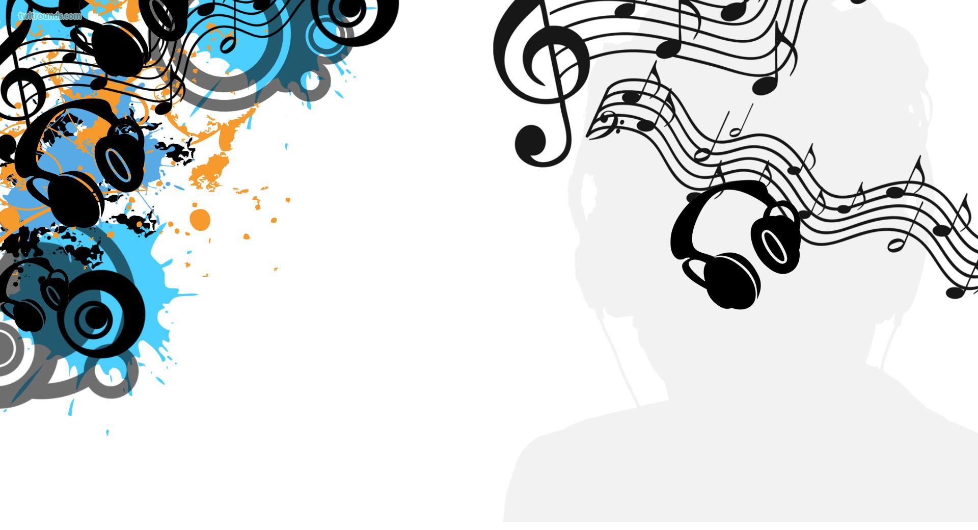 Drawn musician twitter backgrounds For Music  Background Backgrounds