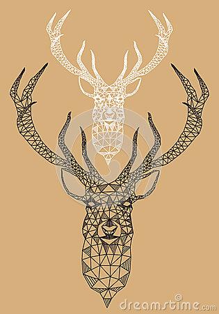 Buck clipart five dollar Shapes drawing søk søk animals