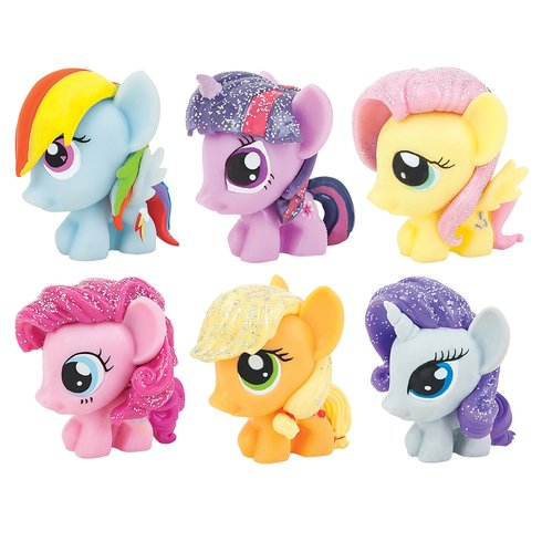 Drawn my little pony like Little Equestria Pony Toys Little
