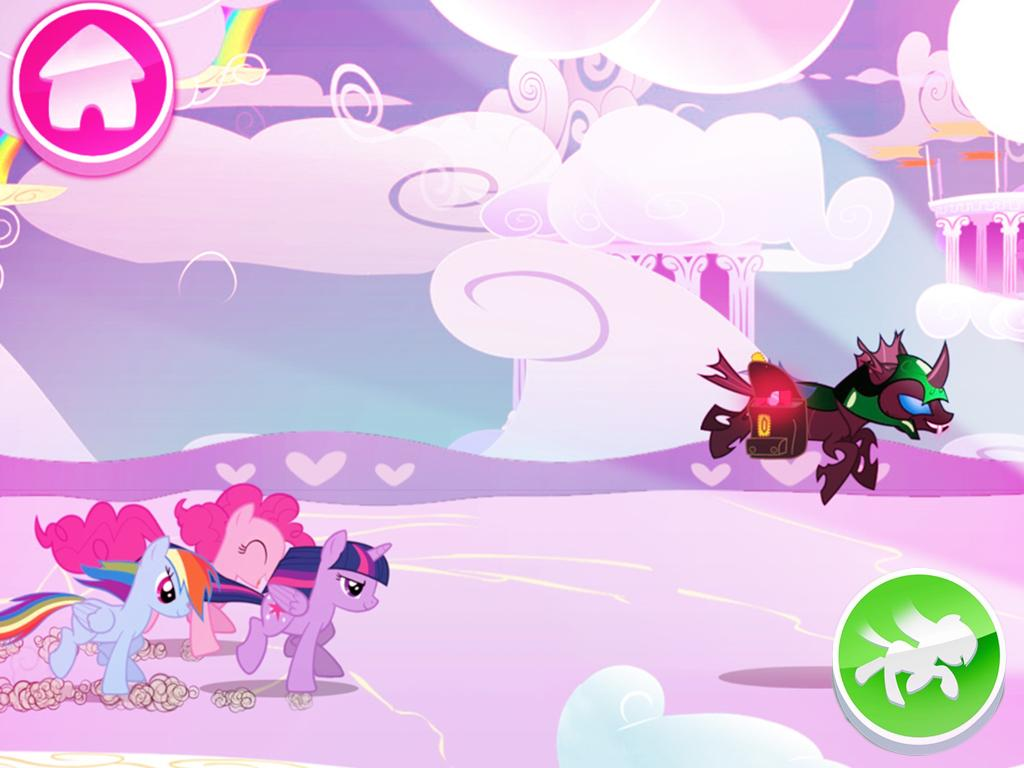 Drawn my little pony 10 year old Google Pony: My Harmony screenshot