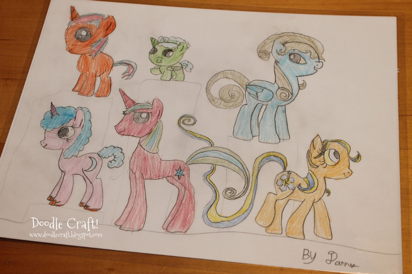 Drawn my little pony 10 year old Actually enjoyed too!) really do