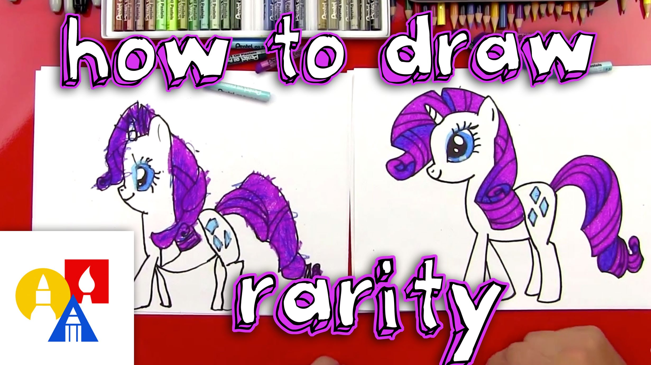 Drawn my little pony 10 year old YouTube Draw How Draw Little