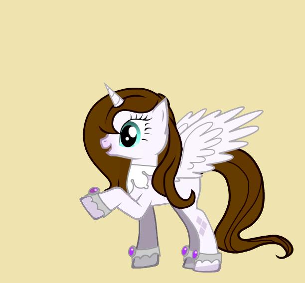 Drawn my little pony angel On Pony: Pony: My DeviantArt