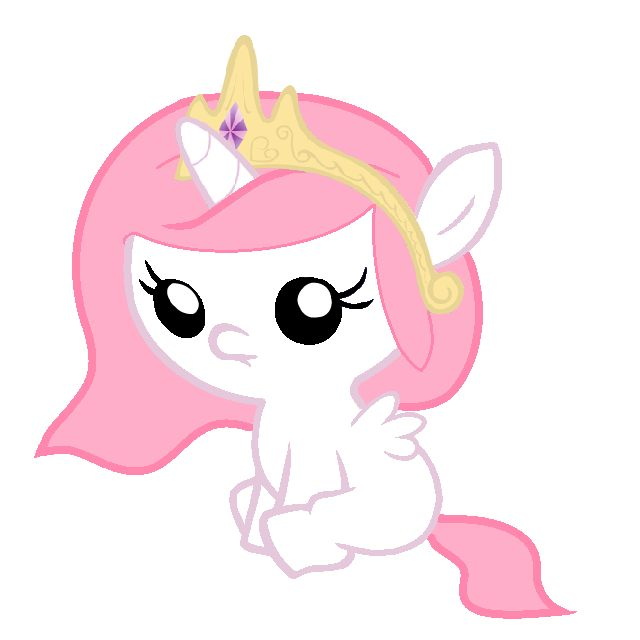 Drawn my little pony baby On My pony ideas little