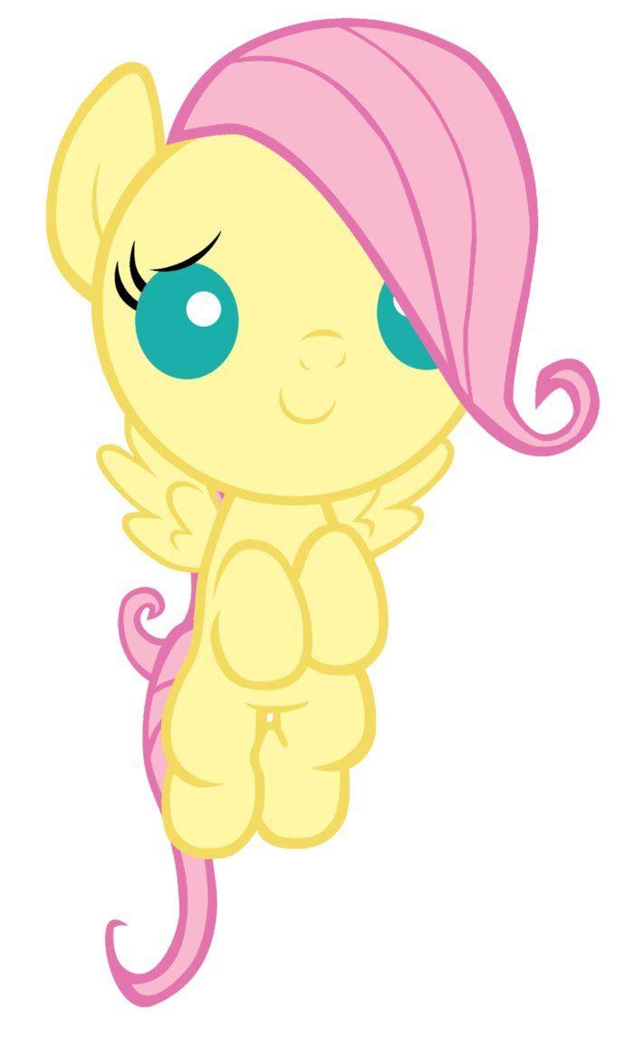Drawn my little pony baby Pinterest Fluttershy fluttershy on again