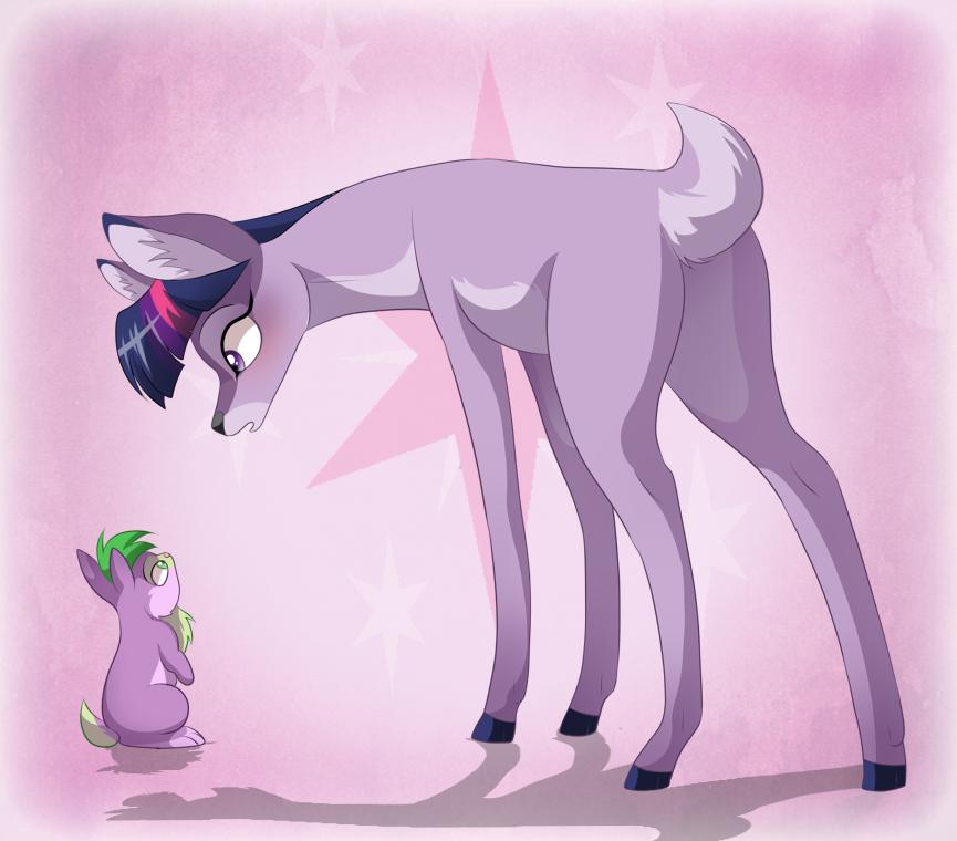 Drawn my little pony bambi Explore Twilight bambi Sparkle 6