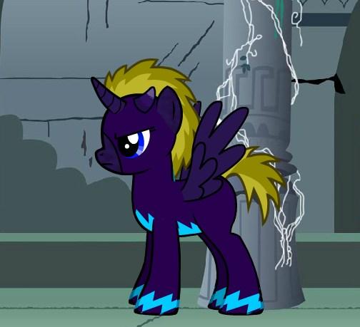 Drawn my little pony boss Little Big My jpg Big