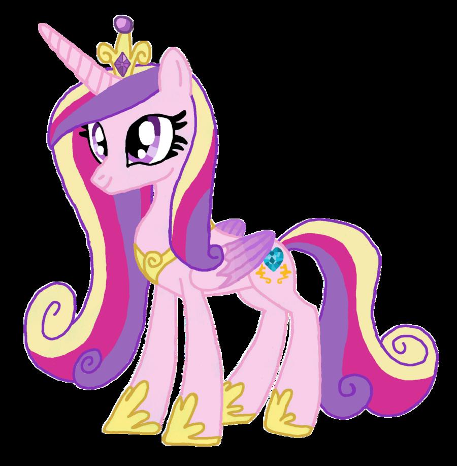 Drawn my little pony cadence Princess Princess Cadence by Cadence