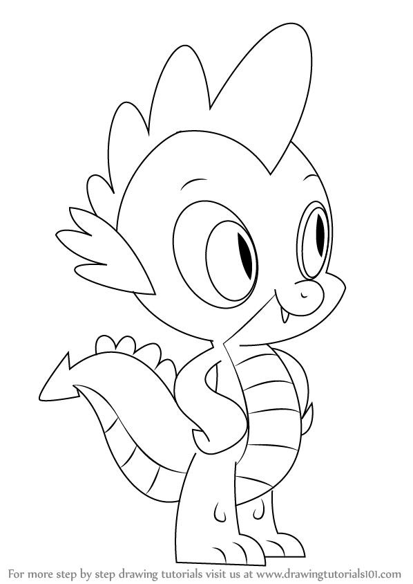 Drawn my little pony cartoon Is Tutorials Step Pony: to