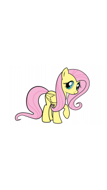 Drawn my little pony cartoon Step to Draw Fluttershy Little