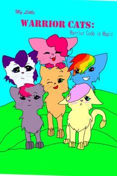 Drawn my little pony cat Allissajoanne4 Little Pinkie Twilight my