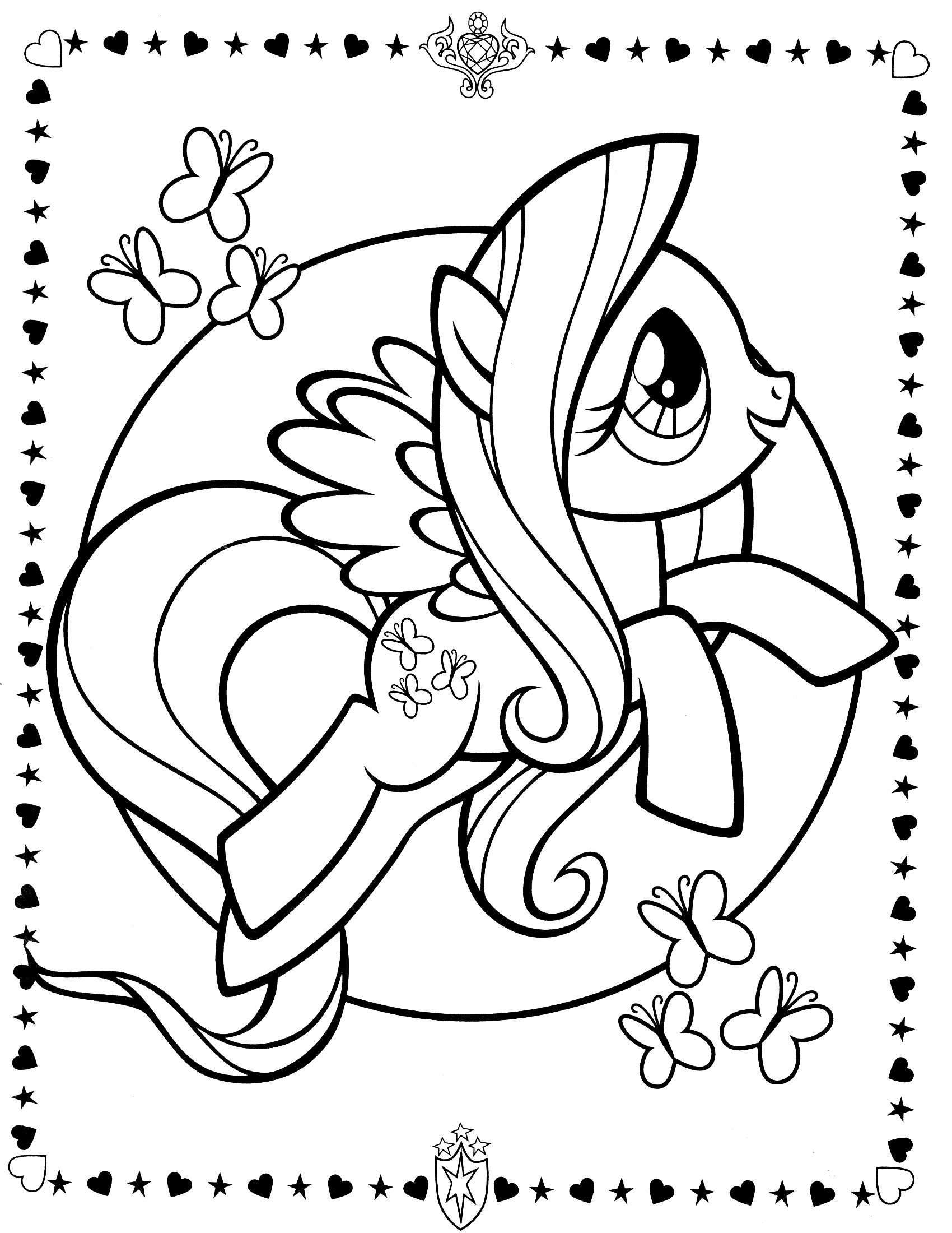 Drawn my little pony coloring book Coloring My Results Yahoo Pony