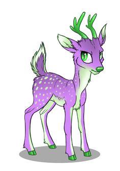 Drawn my little pony deer My Pony Little  to