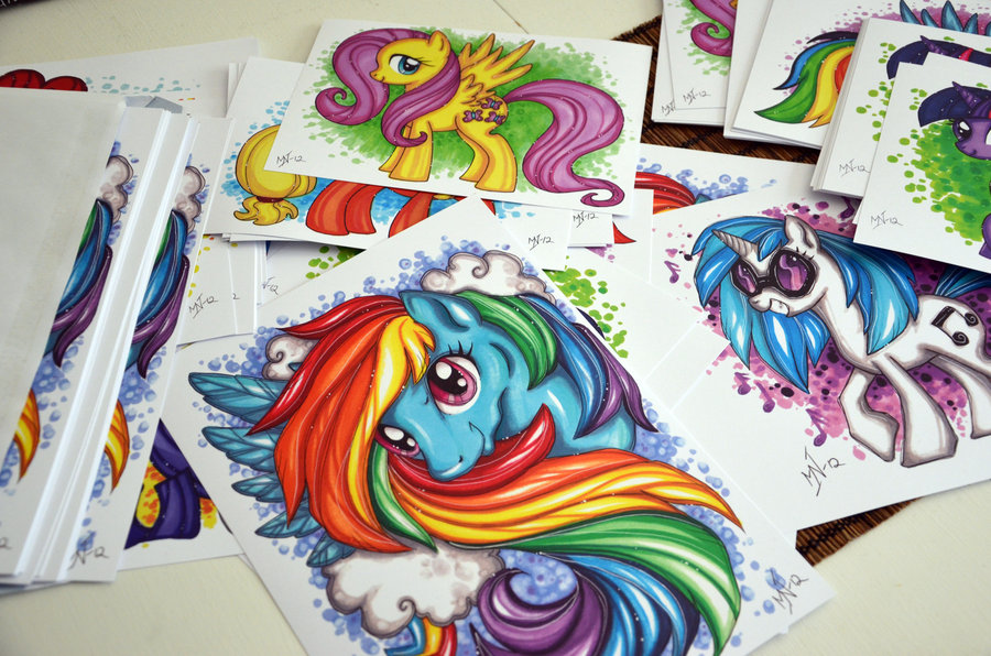 Drawn my little pony deviantart Little for My for little