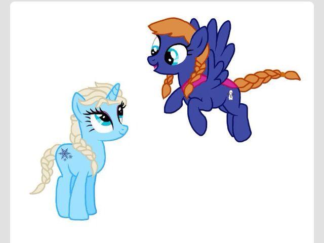 Drawn my little pony disney Did Ana not Pinterest 16