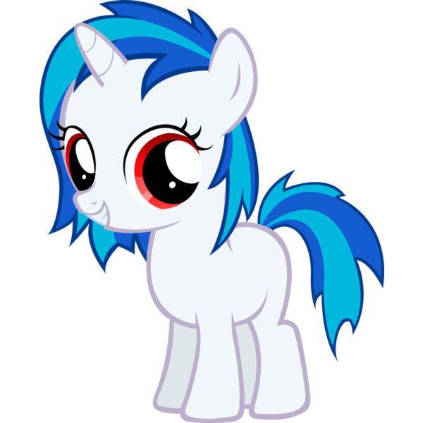 Drawn my little pony dj pon3 Best My Polyvore images ·