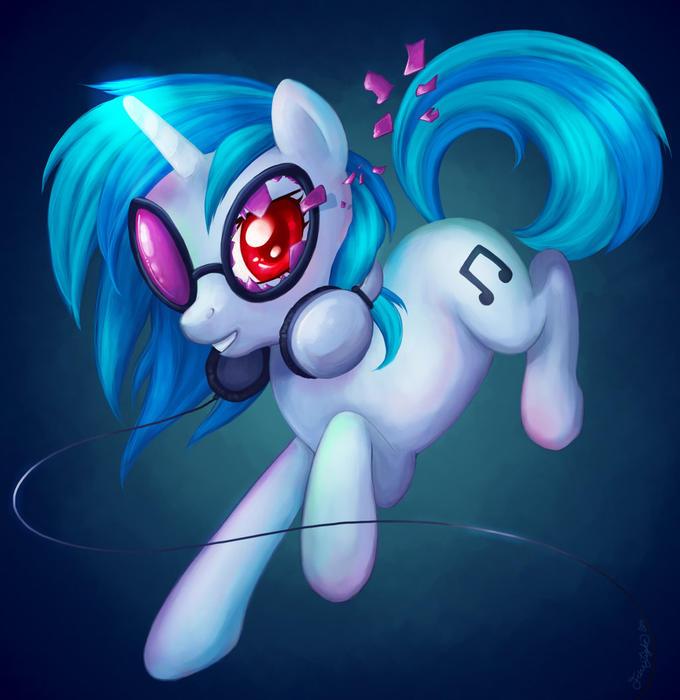 Drawn my little pony dj pon3 / Know DJ 3 Meme
