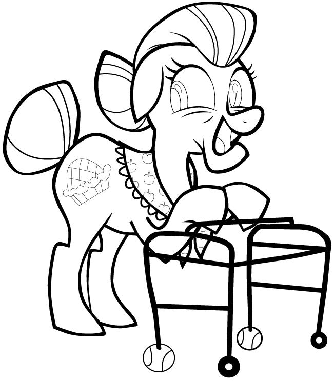 Drawn my little pony easy My Magic Smith How to