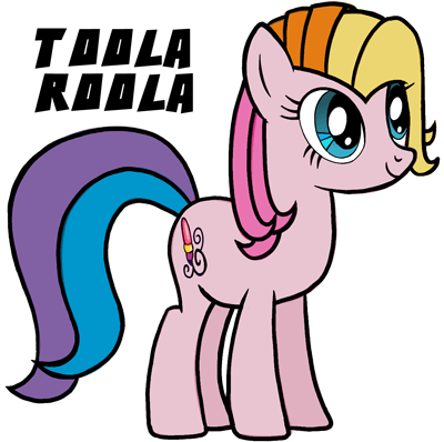 Drawn my little pony easy My by is How Little