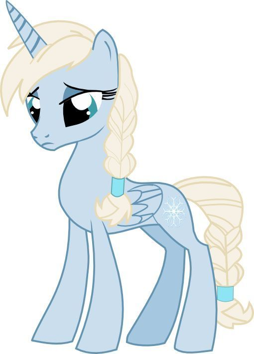 Drawn my little pony elsa Pony images this My and