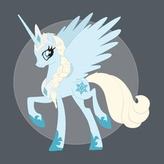 Drawn my little pony elsa Little Google this Mlp and