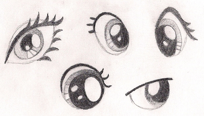 Drawn my little pony eye My Characters Sketch by deviantART