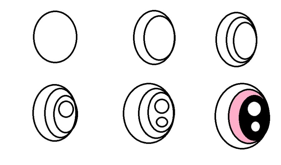 Drawn my little pony eye By by Draw Draw Pony