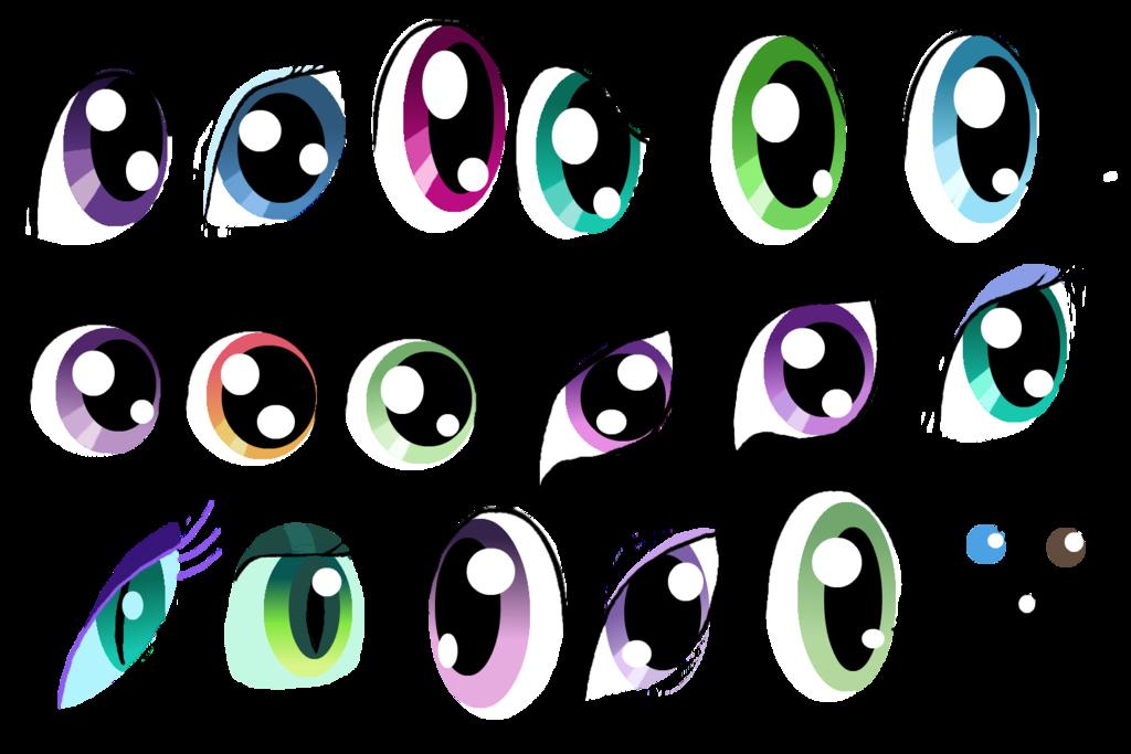 Drawn my little pony eye Fimfiction N' and many Ponies