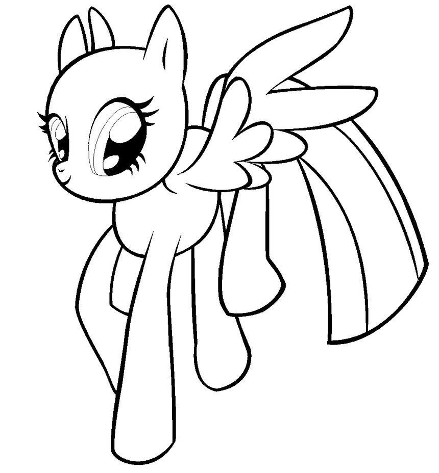 Drawn my little pony female Little Pony photo#22 Base My