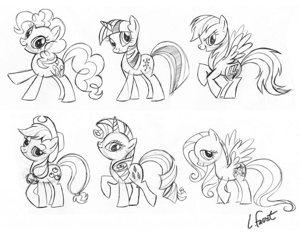 Drawn my little pony feminist NON Smart Rebuttal NON