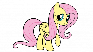 Drawn my little pony fluttershy My to Step Pony Little