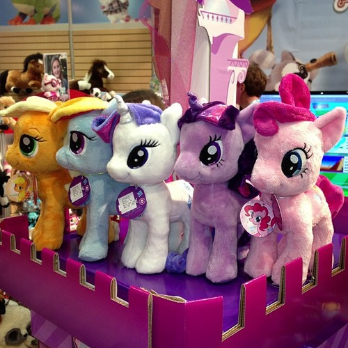 Drawn my little pony fluttershy build a bear They're friend me think :