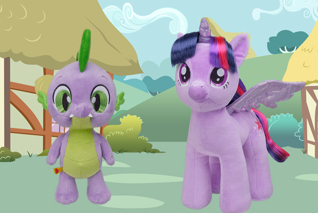 Drawn my little pony fluttershy build a bear Sparkle  to Sparkle Twilight
