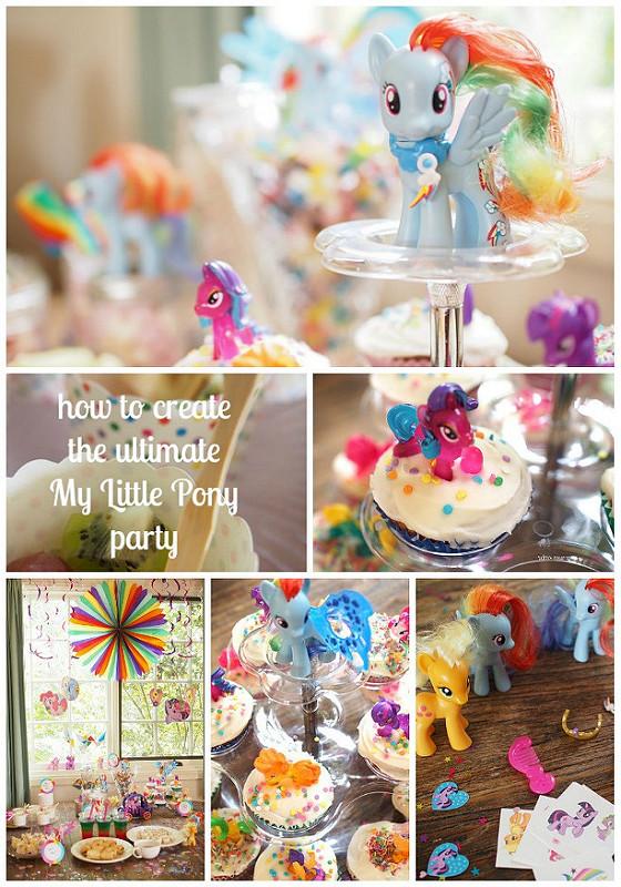 Drawn my little pony food Create to party pony Pony