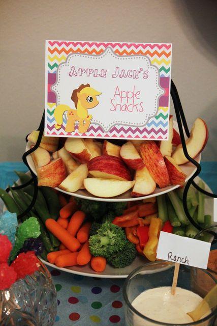 Drawn my little pony food Pony Little Pinterest 25+ Birthday