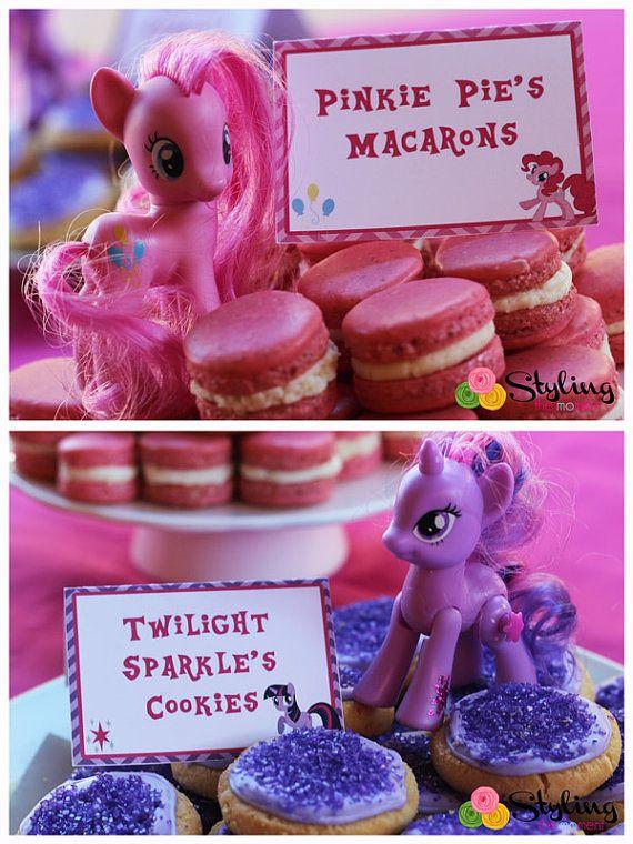 Drawn my little pony food On Pony Little My pony