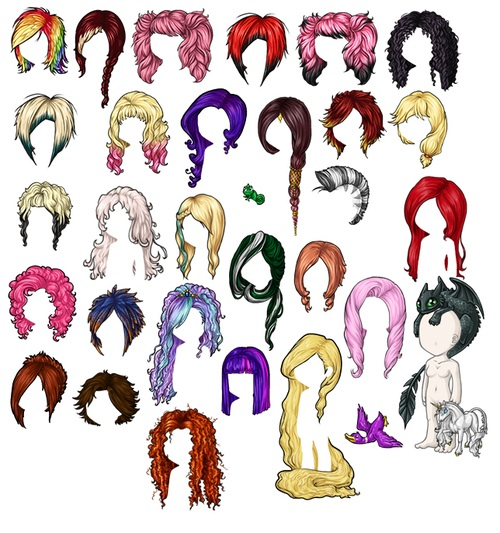 Drawn my little pony hair Styles hairstyles Little Mlp is