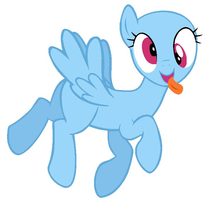 Drawn my little pony happy Little Pegasus]  DrugzRbad #8