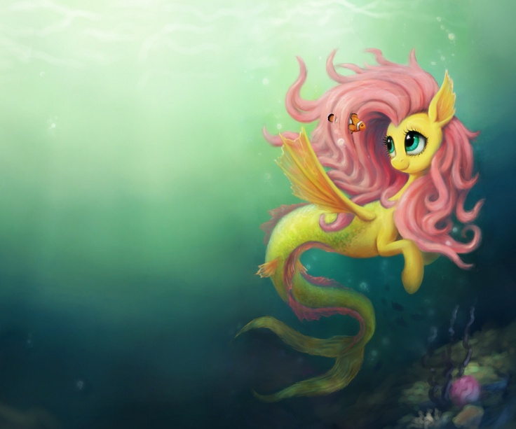 Drawn my little pony hippocampus Little Pinterest Pony images on