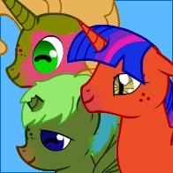 Drawn my little pony igrica Creator Little Pony  My