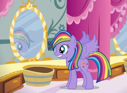 Drawn my little pony igrica Pony will on My 25+
