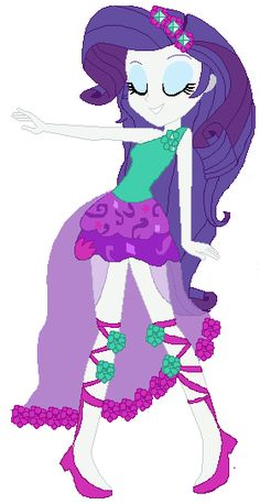 Drawn my little pony legend Crystal legend girls equestria artist:selenaede