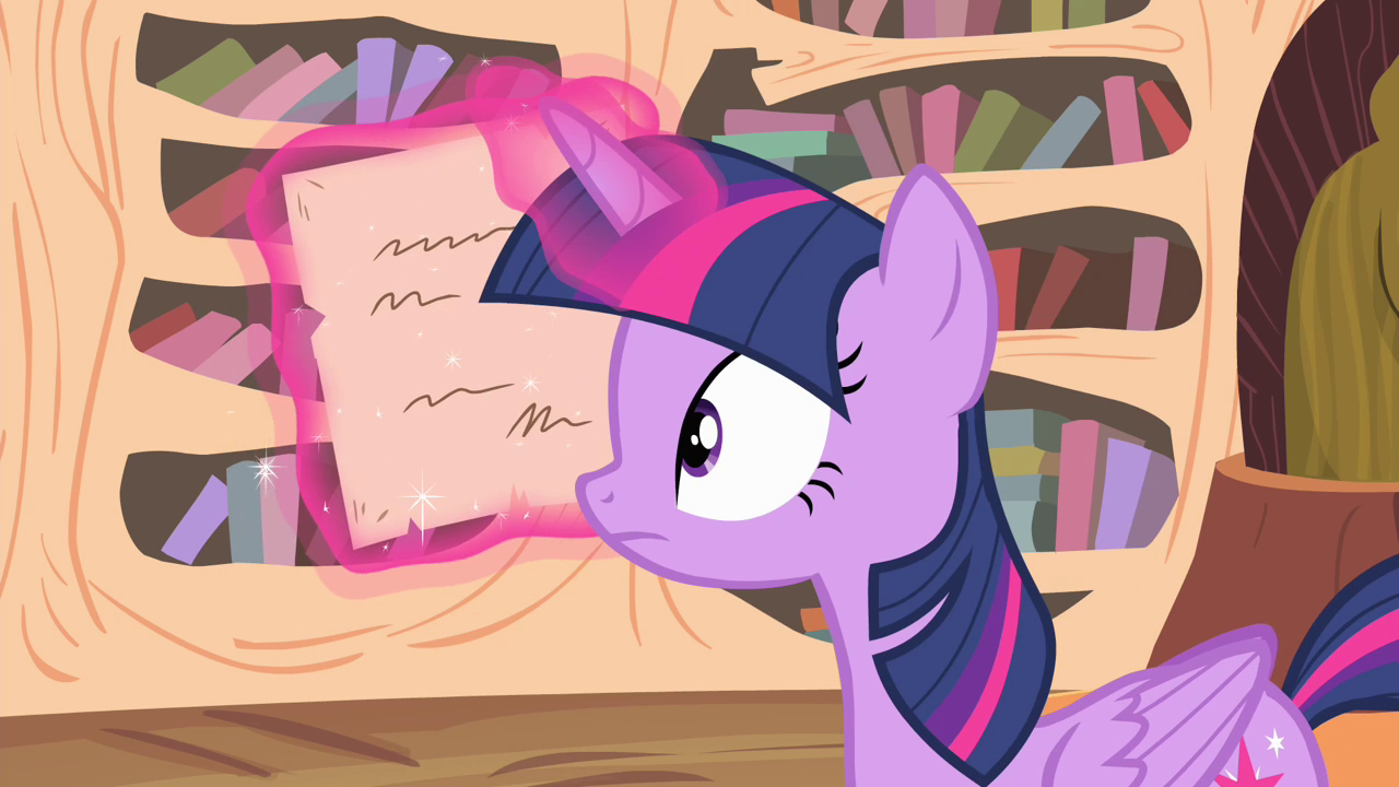 Drawn my little pony letter Reading  letter png S4E11