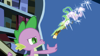 Drawn my little pony letter Spikemail Ho TV Yay ◊