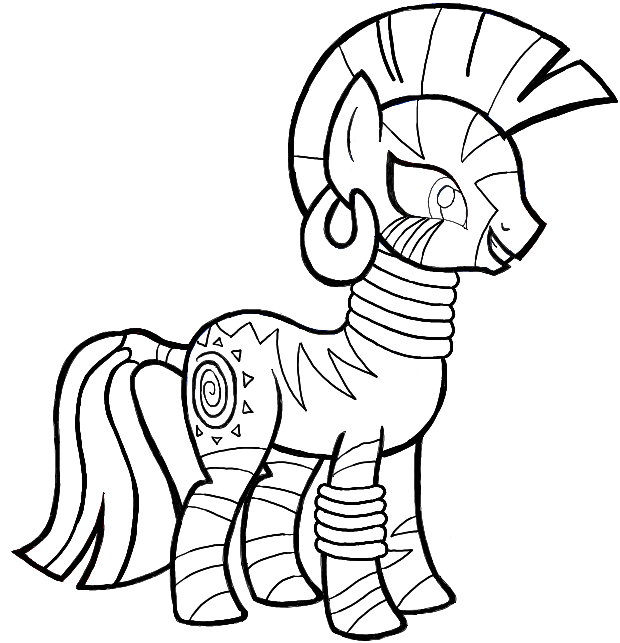 Drawn my little pony like Step Step Pony Little How
