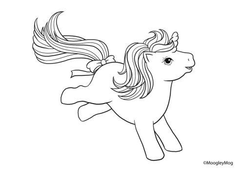 Drawn my little pony line art By 5 MLP on mylittleponylineart