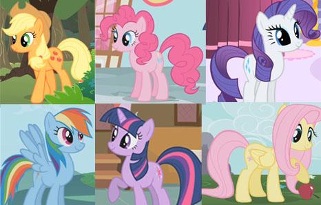"""Drawn my little pony maj """"Brony"""" Little Why Pony six"""