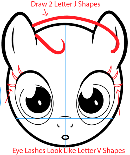 Drawn my little pony mouth From 6 to Drawing Little
