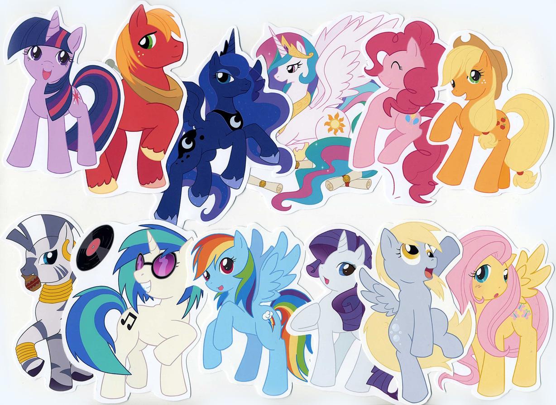 Drawn my little pony name Pony names photo#10 Little My